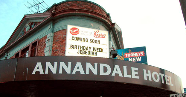 The Annandale Hotel